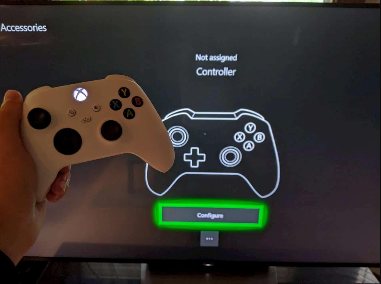 Microsoft's new Xbox controller