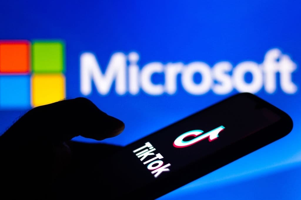 Microsoft Encounters Technical Difficulties In Trying To Separate TikTok From Its Chinese Owner