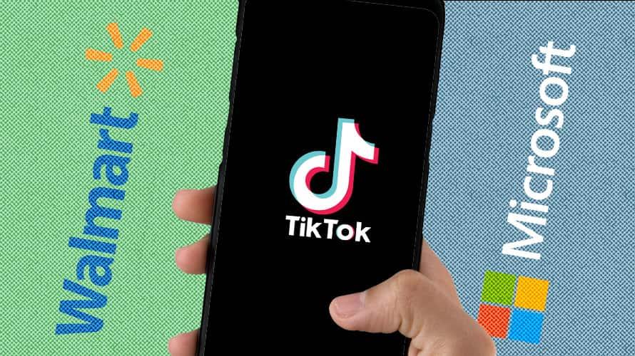 Walmart teams up with Microsoft in TikTok's U.S business deal