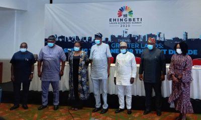 EHINGBETI 2020: Lagos To Hold Economic Summit November