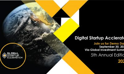 Forbes' 5th Annual GSE Digital Accelerator Demo Day to Hold September 30