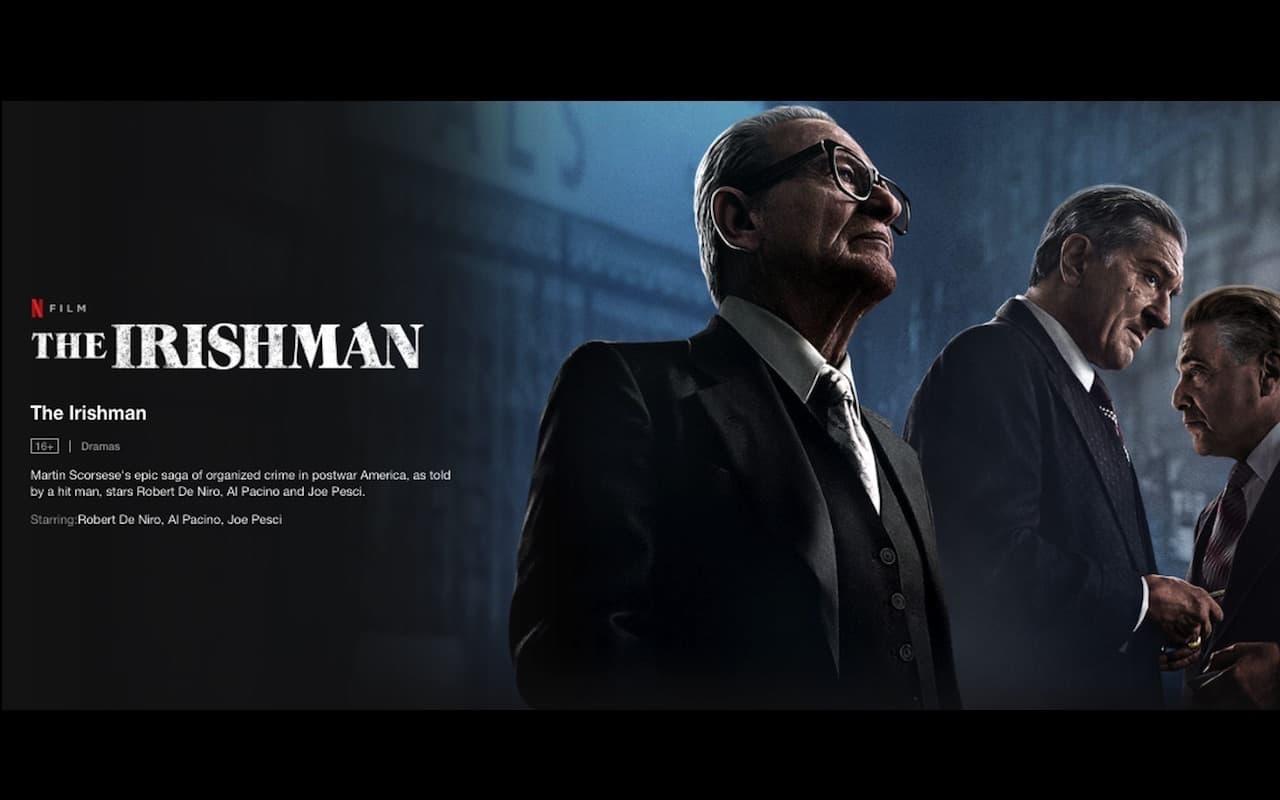 Movie: The Irish Man