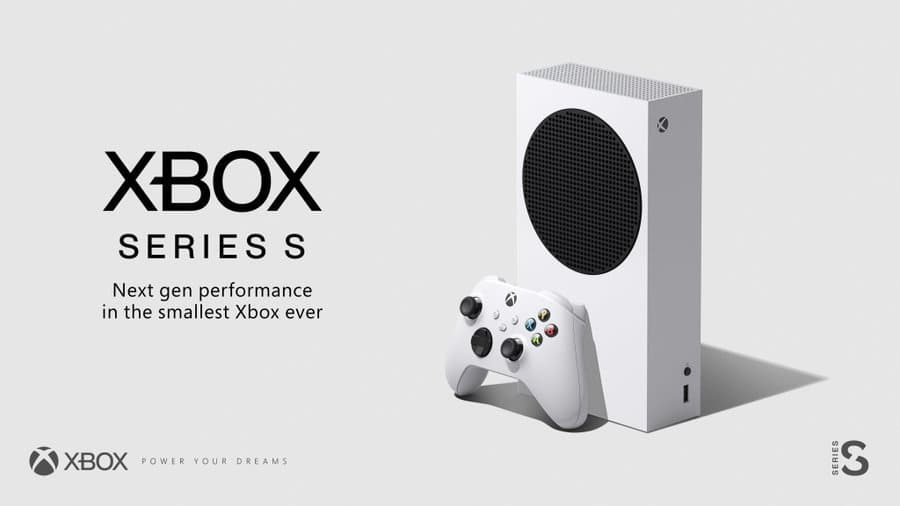 The new Xbox series S console has finally been confirmed