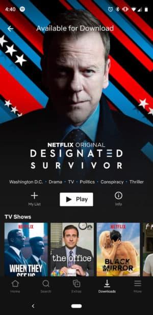 Netflix Shows Download