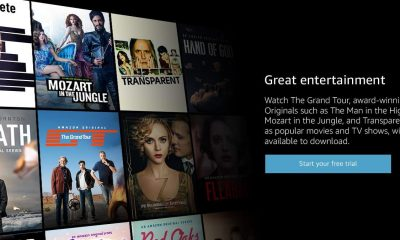 Top Streaming Amazon Prime TV Shows this Month