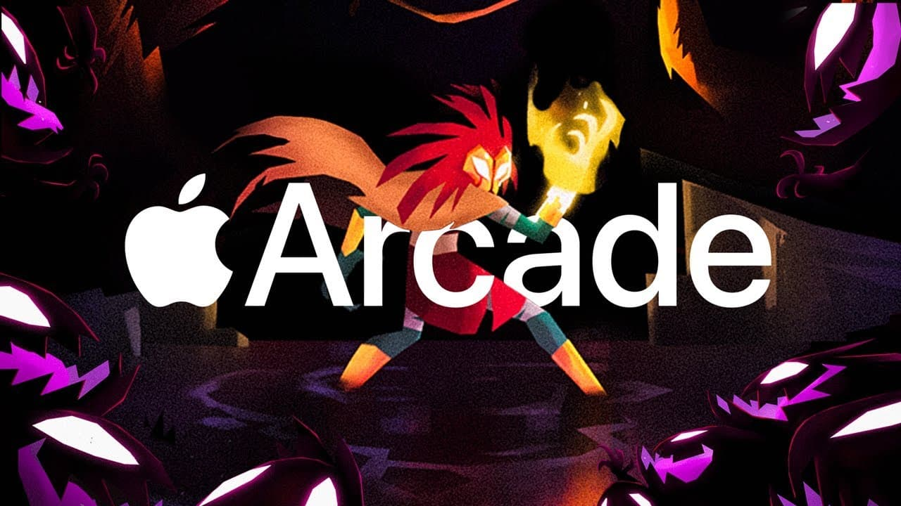 Apple includes free three-month Apple Arcade trial to its new devices