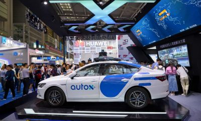 Alibaba-Backed AutoX To Test Fully-Driverless Car in California | Techuncode