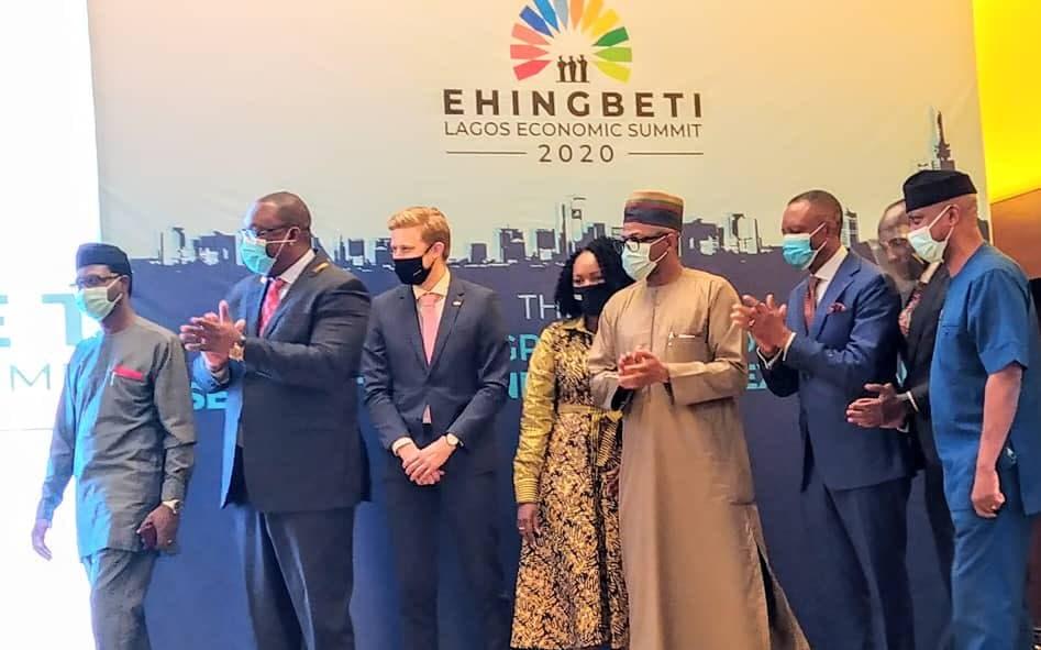 Ehingbeti 2020: Lagos Economic Summit Unveils Logo
