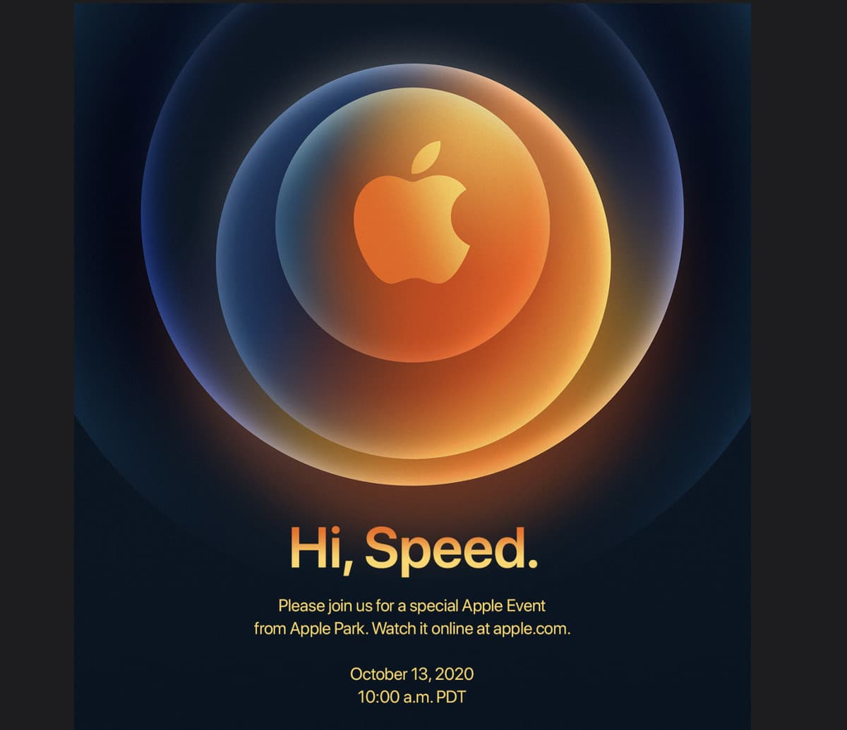 Apple Set to Announce the iPhone 12 on the 13th of October