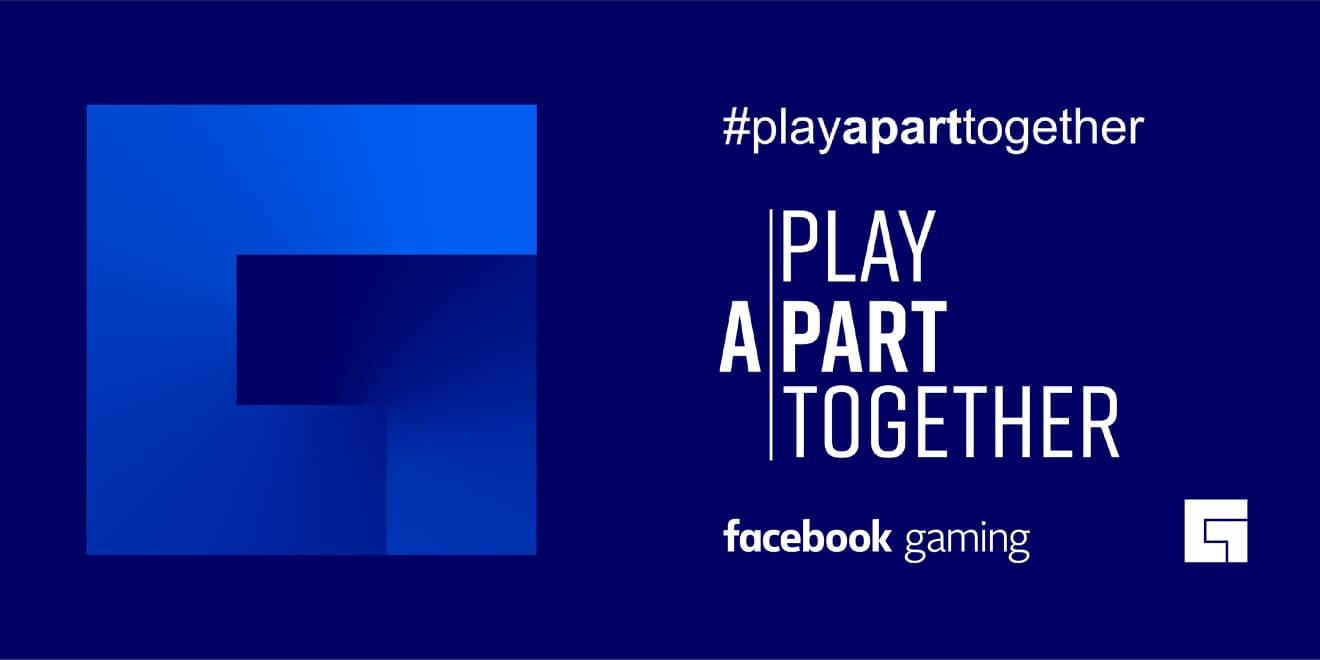 Facebook#PlayApartTogether