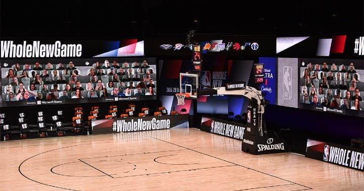 Microsoft Teams collaborates with NBA