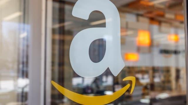 Amazon launches Amazon One