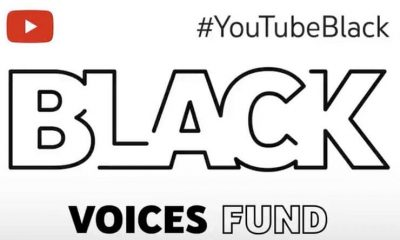 YouTube Adds Nigerian Creators and Artists to its $100m Black Voices Fund