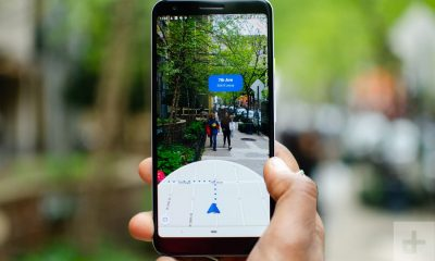 Google Adds New AR Tools to its Maps
