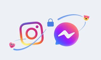 Facebook merges Instagram and Messenger