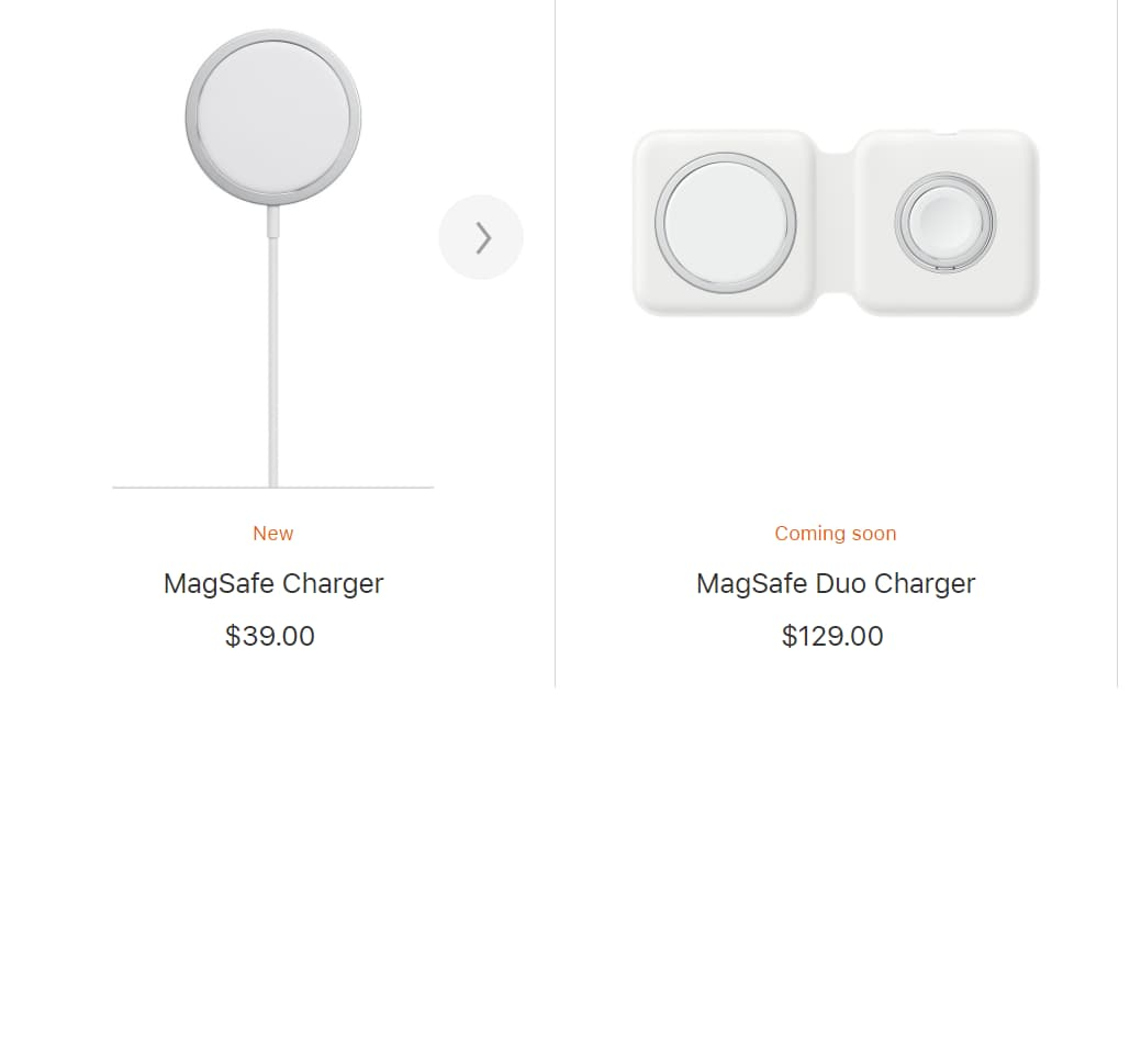 Apple's Mag safe charger price