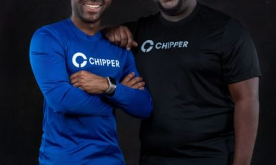 Fintech Startup, Chipper Cash Raises $30 Million Series B Funding