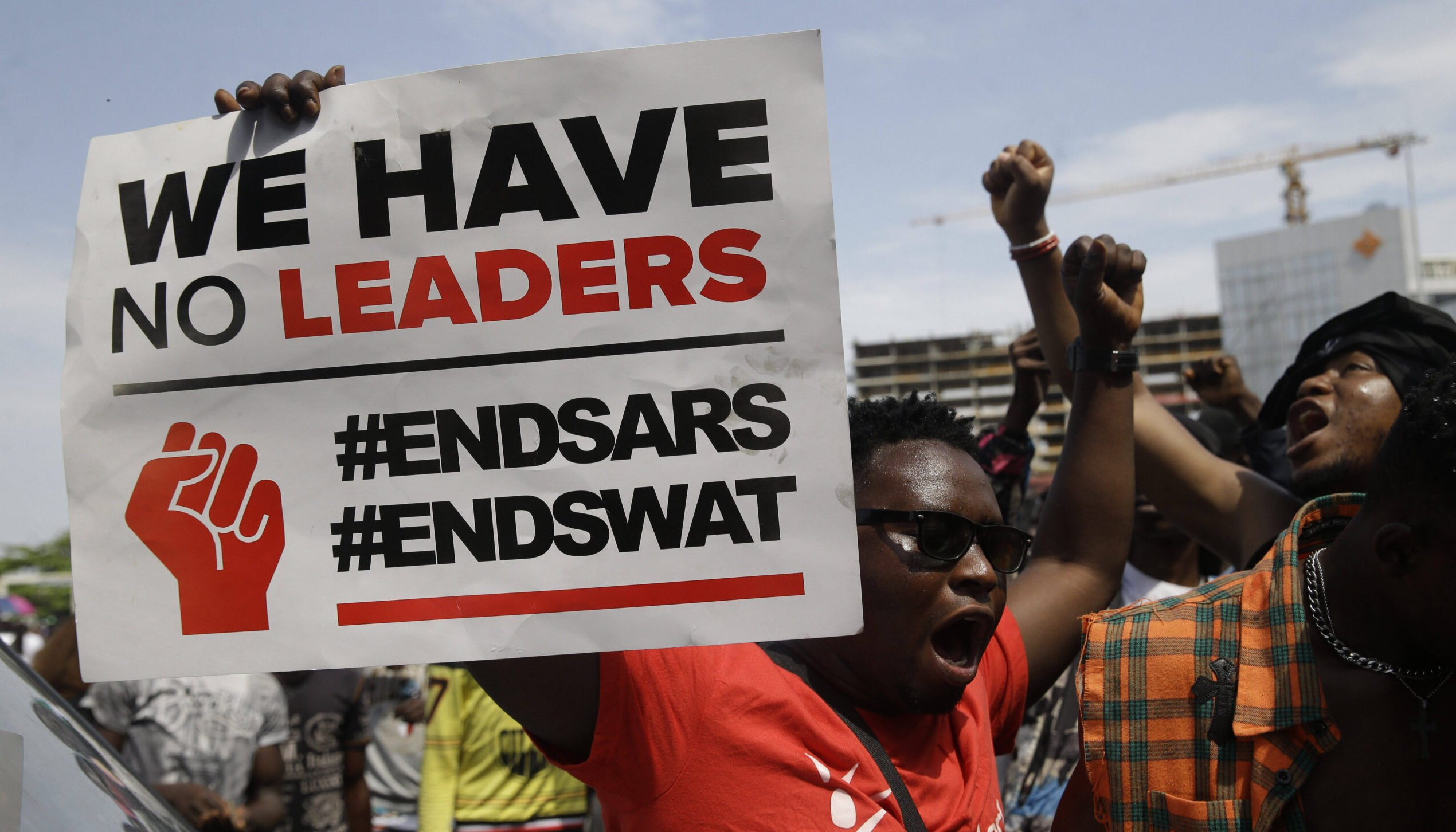 SARS And The #Endsars Movement