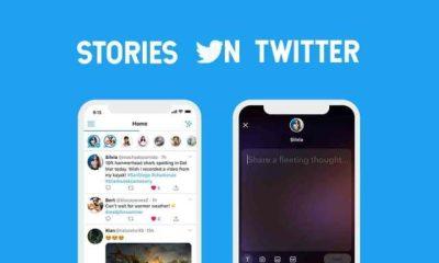 Stories on twitter