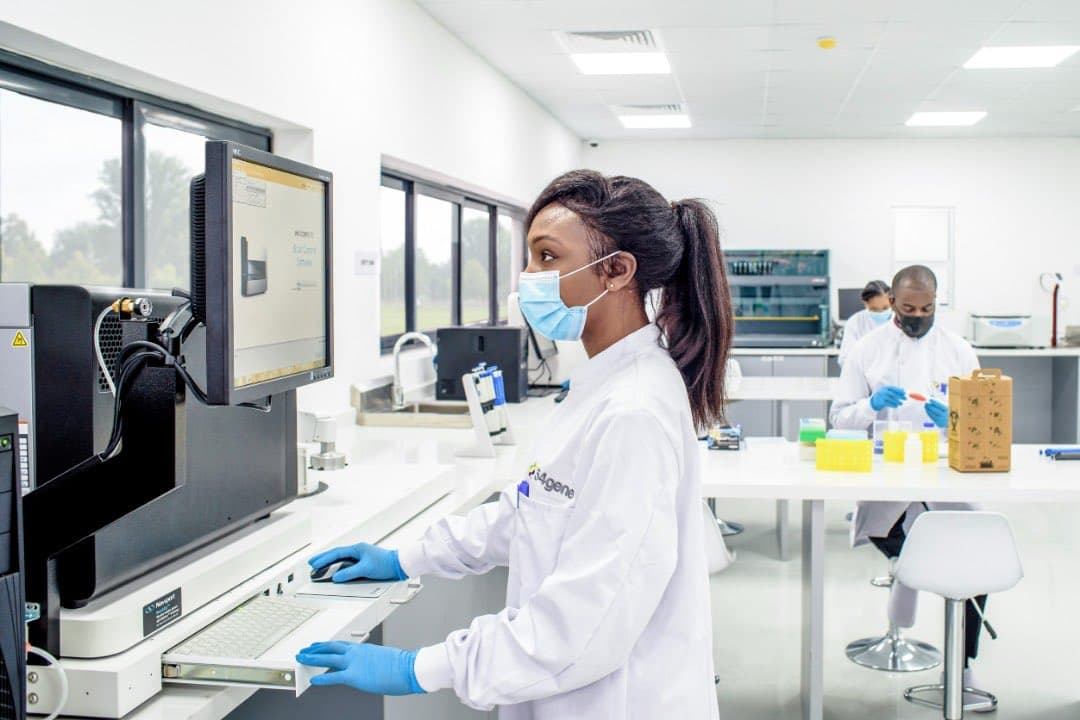 Four Months after Declaration, 54gene Unveils Human Genome Sequencing Lab in Lagos