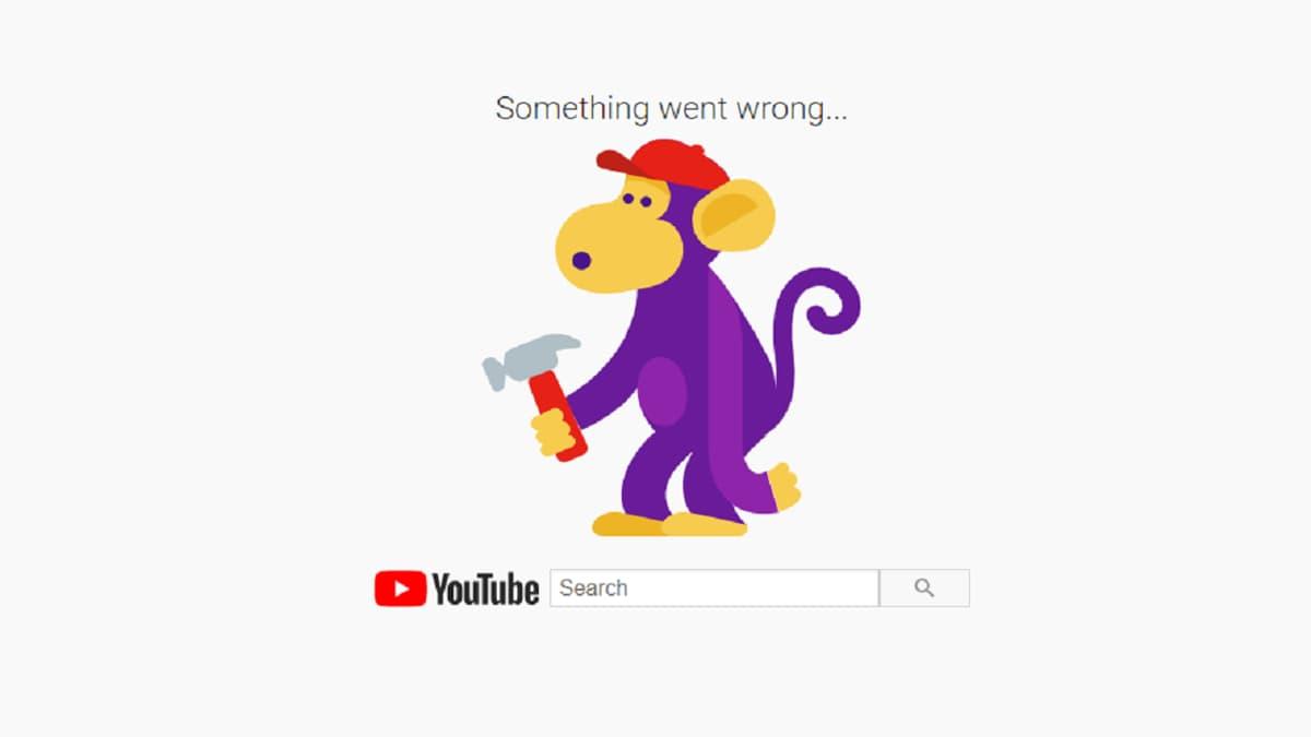 Google services went down