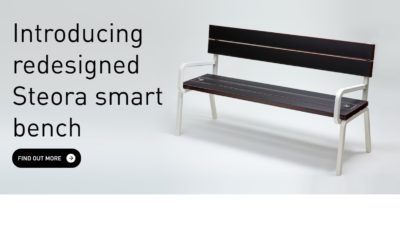 Introducing new collections of Steora smart bench