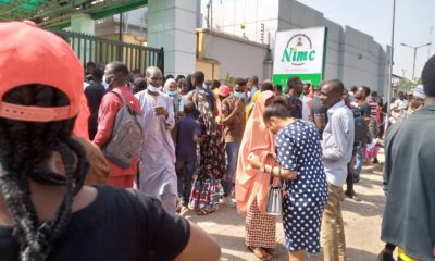 NIMC Adopts Booking System for SIM-NIN Enrolment