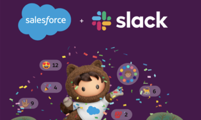 Salesforce Seals Slack's acquisition in a Deal Valued at $27.7bn