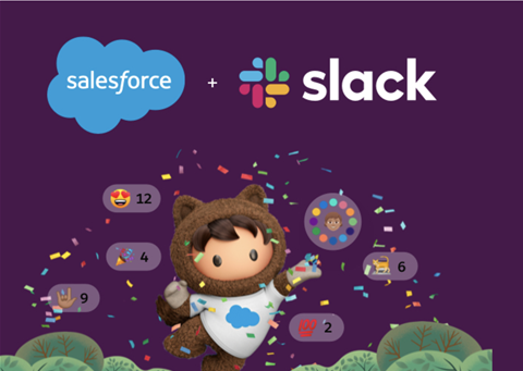 Salesforce Seals Slack's acquisition in a Deal Valued at $27.7bn
