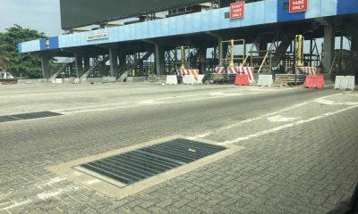 #EndSARS: No Protest Spotted at Lekki Toll Gate Yet