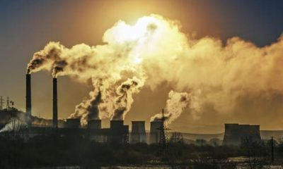 Global carbon emission stays high despite Covid-19 outbreak