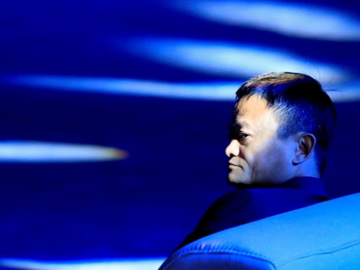 Jack Ma is back
