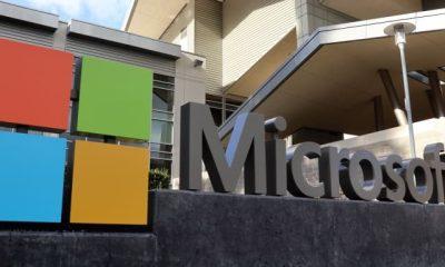 Microsoft records soaring quarterly earnings