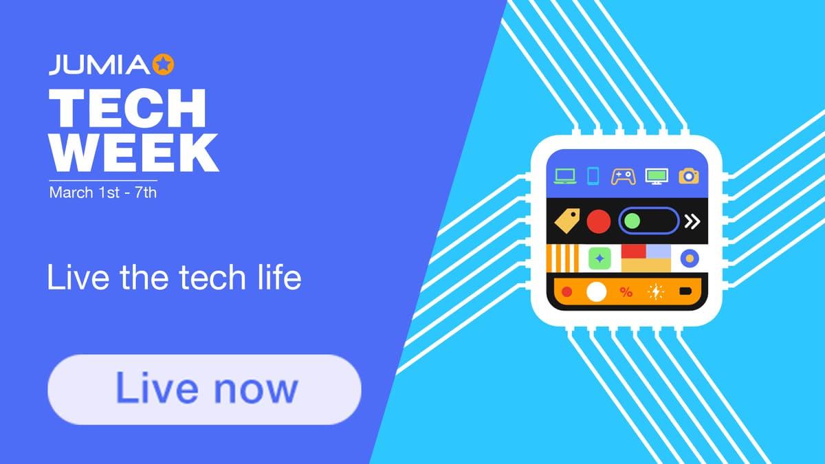 Jumia Tech Live