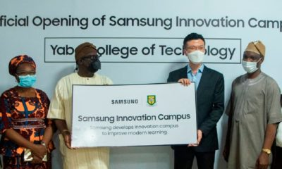 Samsung Renovates, Equips, Donates Innovation Hub To Yabatech