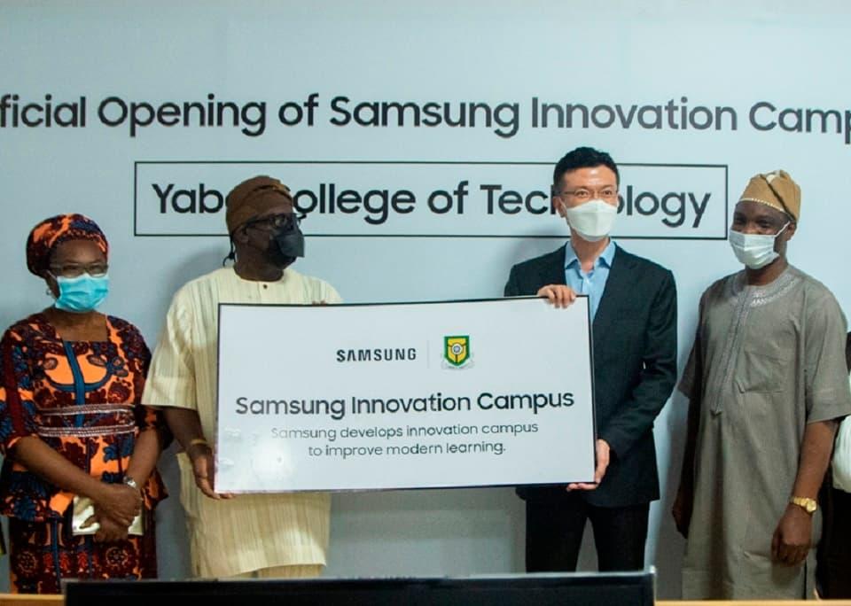 Samsung Renovates, Equips, Donates Innovation Hub To Yabatech