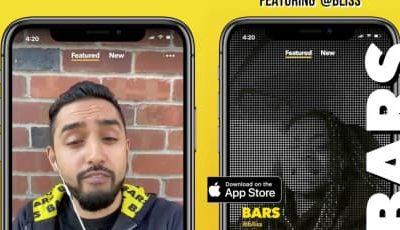 Facebook announces new app _ Bars