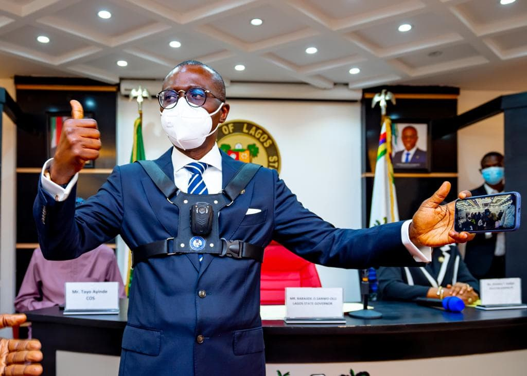 Lagos State To Spend Over 300Mn to Sustain its Body-Worn Camera Programme Annually   Techuncode.com