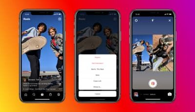 Instagram launches new TikTok-like feature