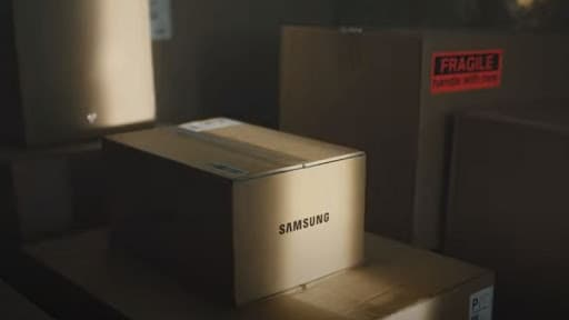 """Samsung """"Most Powerful"""" Galaxy Teaser"""