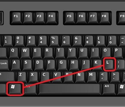 How to use a windows keyboard shortcut