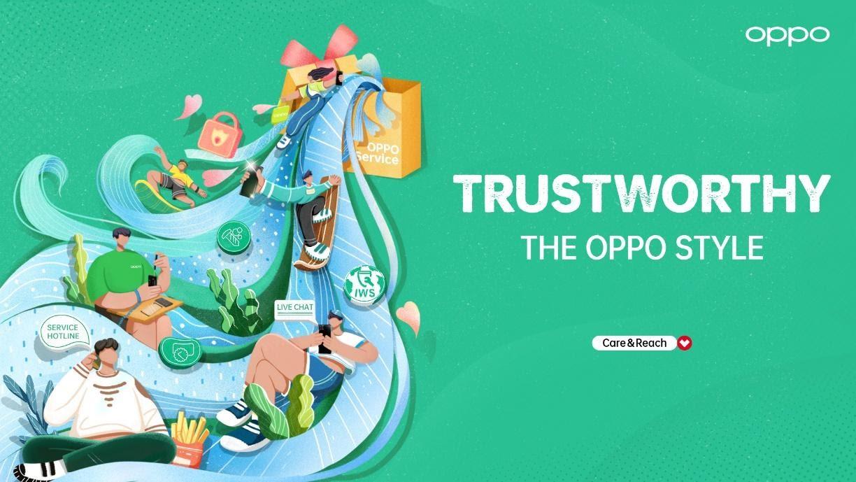 OPPO Announces 100% Reliable Service Centre Initiative in Nigeria   Techuncode.com