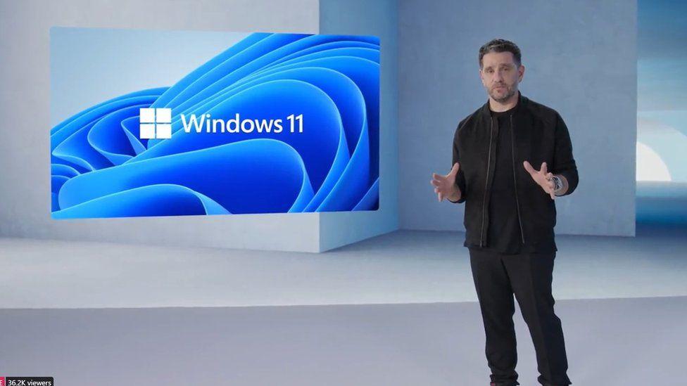 Microsoft unveils Windows 11