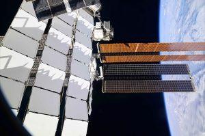 ISS Roll-Out Solar Arrays (iROSA)