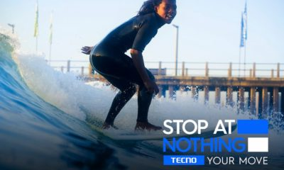 TECNO Punctuates Market Position With New Brand Slogan - Stop At Nothing