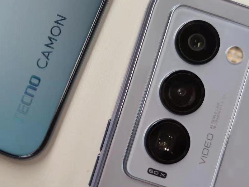 LEAKED: TECNO's New CAMON 18 Series Coming With 60x Zoom And Helio G96