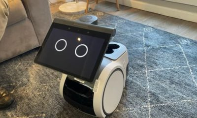 Amazon's Home Robot, Astro Can Watch Over Your Home As Security Dog