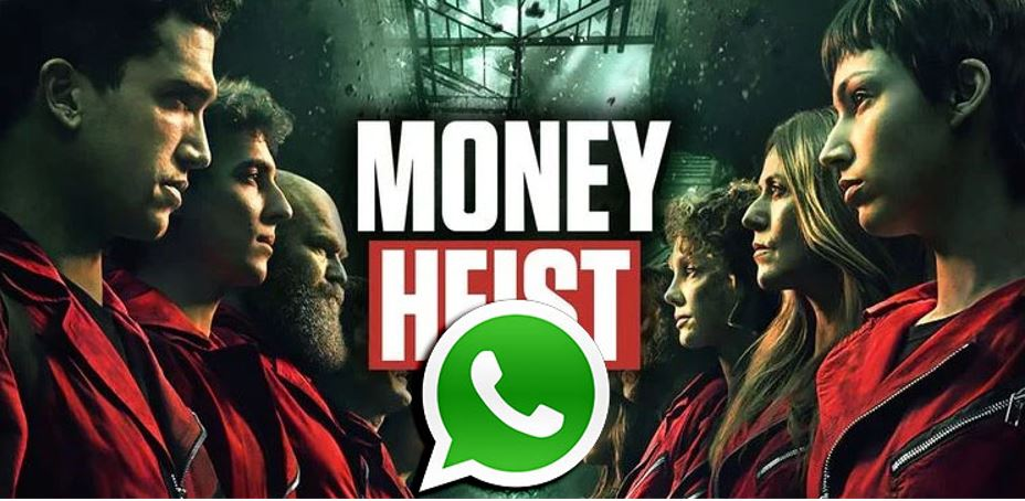 WhatsApp Releases Money Heist Stickers, Last Seen Disabling Features: Steps To Download