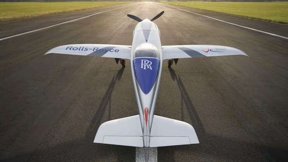 Rolls-Royce Tests World's Fastest All-electric Aircraft: Check The Speed