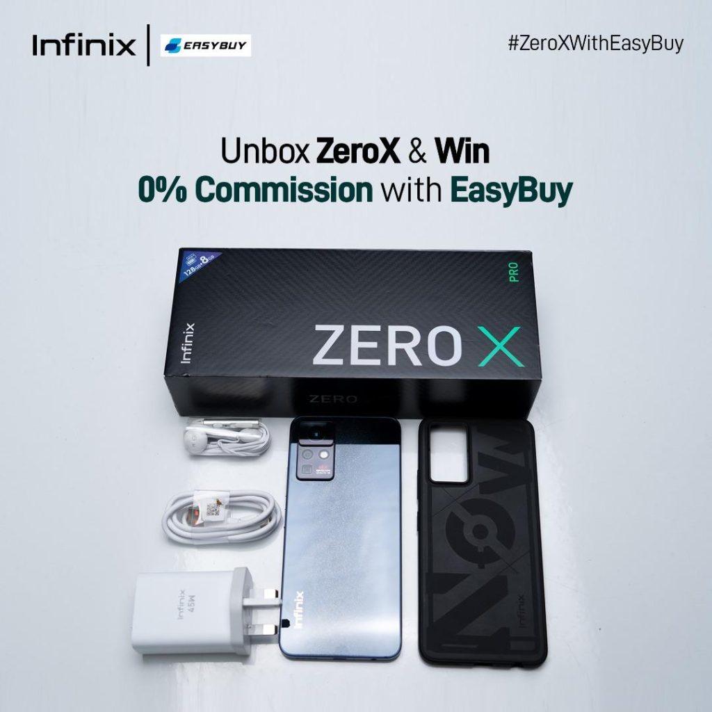 Infinix ZeroX Pro Wins Best Camera For Smart Phones Under $400